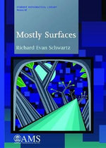 Mostly Surfaces : The First 100 Numbers and Their Characters - Richard Evan Schwartz