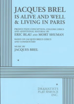 Jacques Brel Is Alive and Well & Living in Paris - Eric Blau