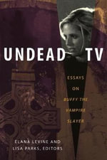 Undead TV : Essays on
