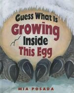 Guess What Is Growing Inside This Egg - Mia Posada