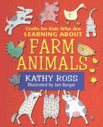 Crafts for Kids Who are Learning About Farm Animals - Kathy Ross