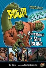 Shipwrecked on Mad Island : Warriors Manga Series : Book 2 - Dan Jolley