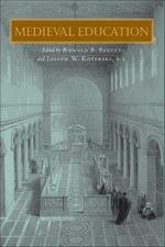 Medieval Education : Kabbalistic Hermeneutics and Poetic Imagination