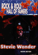 Stevie Wonder : Life Blowi - Mark Beyer