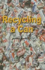 Recycling a Can - Cynthia MacGregor