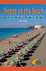Shapes at the Beach - Laura Young
