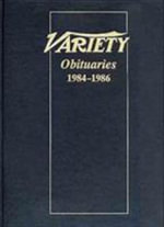 Variety Obituaries 1980-83 - Kaplan
