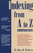 Indexing from A to Z - Hans Wellisch