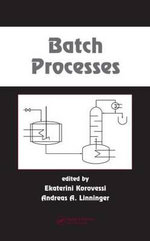 Batch Processes : Phase Transitions and Structural Properties
