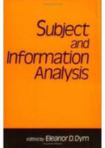 Subject Analysis Methodologies : Books in Library and Information Science Series