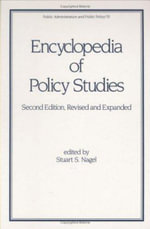 Encyclopedia of Policy Studies