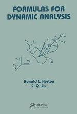 Formulas for Dynamic Analysis - Ronald L. Huston