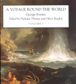 A Voyage Round the World :  A Voyage Round the World - George Forster