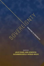 Sovereignty : Frontiers of Possibility
