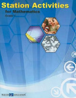 Station Activities for Mathematics, Grade 7 - Walch Education