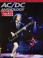 AC/DC - Anthology : Guitar Tab - Music Sales Corporation