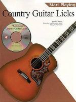 Country Guitar Licks : Start Playing Series - Music Sales Corporation