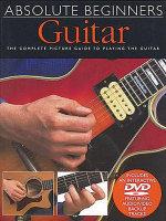 Absolute Beginners - Guitar : Book/DVD Pack - Music Sales Corporation