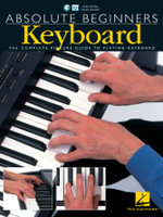 Absolute Beginners : Keyboard + DVD :  Keyboard + DVD - Music Sales Corporation