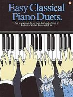 Easy Classical Piano Duets : Easy Classical Piano Duet, Efs173 - Music Sales Corporation