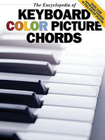 The Encyclopedia of Keyboard Color Picture Chords - Music Sales Corporation