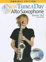 A New Tune a Day Alto Saxophone : Books 1 & 2 - Ned Bennett