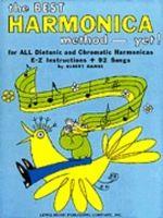 The Best Harmonica Method - Yet! : Harmonica - Albert Gamse