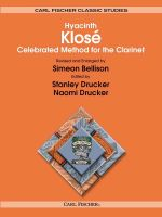 Celebrated Method for the Clarinet : Complete Edition - Hyacinthe Klose