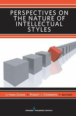 Perspectives on the Nature of Intellectual Styles : SPRINGER