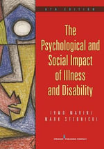 The Psychological and Social Impact of Illness and Physical Ability : A Developmental Social Exchange Theory - Irmo Marini