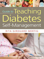 Nurses' Guide to Teaching Diabetes Self-Management, Second Edition : Second Edition - Rita G. Mertig
