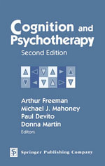 Cognition and Psychotherapy : Second Edition
