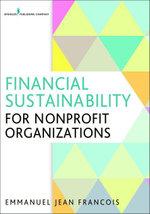 Financial Sustainability for Nonprofit Organizations - Emmanuel Jean, PhD Francois