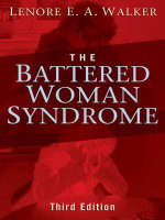 The Battered Woman Syndrome, Third Edition - Lenore E. a. Walker