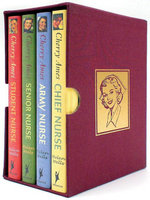 Cherry Ames Boxed Set 1-4 - Helen Wells