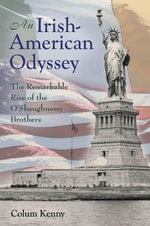 An Irish-American Odyssey : The Remarkable Rise of the O'Shaughnessy Brothers - Colum Kenny
