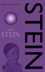 Stein : Edith Stein - Sarah Borden