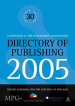 Directory of Publishing 2005 - Continuum