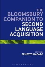 Continuum Companion to Second Language Acquisition - Ernesto Macaro