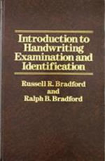 Introduction to Handwriting Analysis and Identification : T.9 - Russell R. Bradford