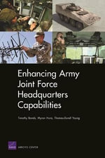 Enhancing Army Joint Force Headquarters Capabilities - Timothy M Bonds