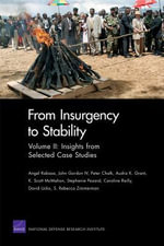 From Insurgency to Stability : Insights from Selected Case Studies v. 2 - Angel Rabasa