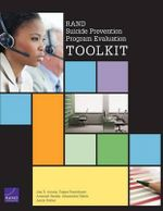 Rand Suicide Prevention Program Evaluation Toolkit - Joie D Acosta