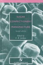 Sugar Confectionery Manufacture - E.B. Jackson