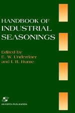 Handbook Industrial Seasonings - E.W. Underriner