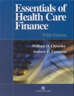 Essentials of Health Care Finance, 5th ed - Cleverley