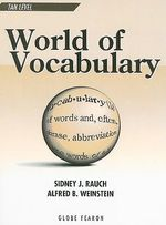 World of Vocabulary, Level Tan :  The Salvadorans - Sidney J. Rauch