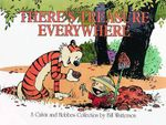 There's Treasure Everywhere : Calvin and Hobbes (Paperback) - Bill Watterson