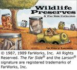 Wildlife Preserves : A Far Side Collection - Gary Larson