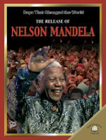 The Release of Nelson Mandela - Simon Beecroft